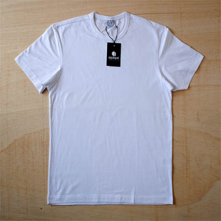 Custom Printed Clothing Mens T Shirts Skinny Fit